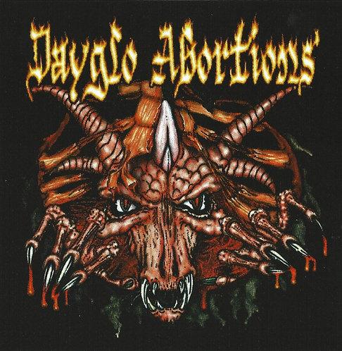 Dayglo Abortions - Goat Sticker