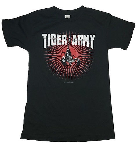 Tiger Army - Scorpion T-Shirt