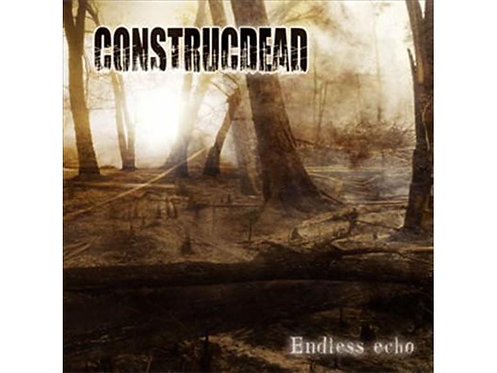 Construcdead - Endless Echo CD