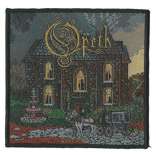 Opeth - In Caude Venenum Woven Patch