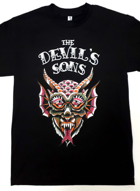 The Devil's Sons - Codex T-Shirt