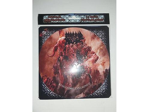 Morbid Angel - Kingdoms Disdained Jigsaw Puzzle
