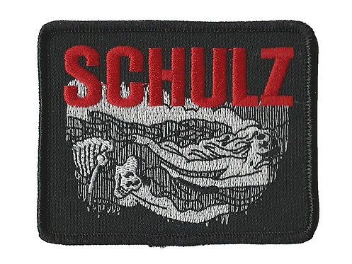 Schulz - What Apology Embroidered Patch
