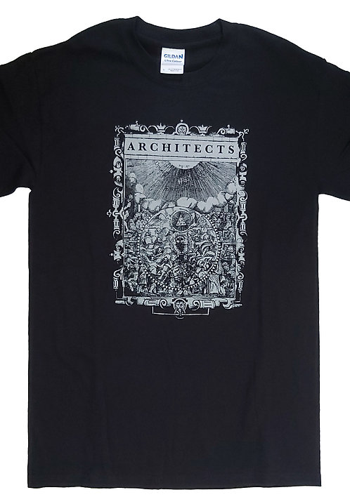 Architects - Compass Black T-Shirt