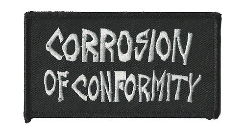Corrosion of Conformity - Logo Embroidered Patch