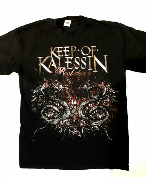 Keep of Kalessin - Reclaim T-Shirt
