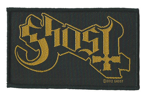 Ghost - Logo Woven Patch
