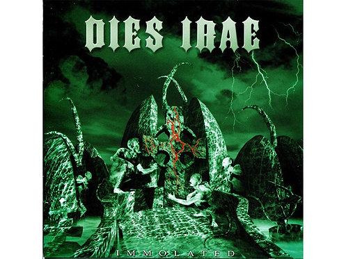Dies Irae - Immolated CD