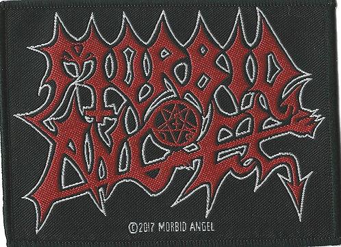 Morbid Angel - Logo Woven Patch
