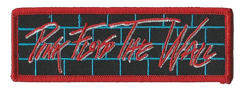 Pink Floyd - The Wall Embroidered Patch