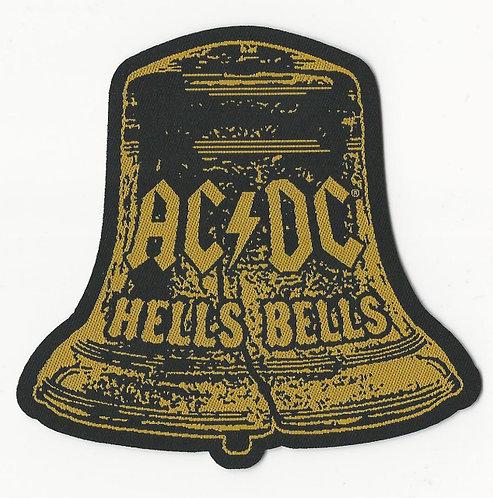AC/DC - Hells Bells Woven Patch