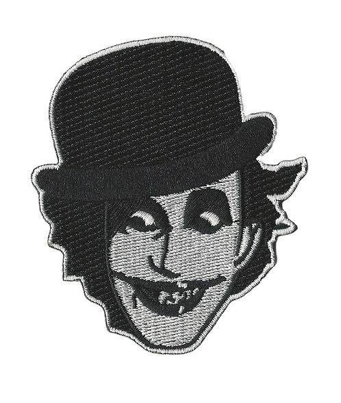 The Adicts - Head Embroidered Patch