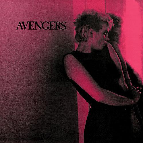 Avengers - Avengers LP