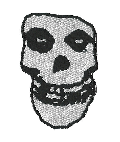 Misfits - Skull Embroidered Patch