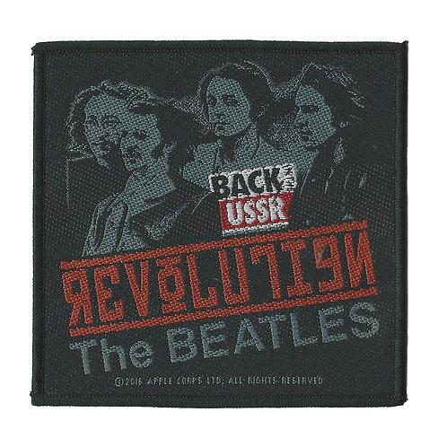 The Beatles - Revolution Woven Patch