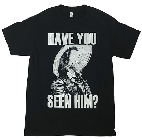 S.N.F.U - Have You Seen Him? T-Shirt