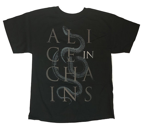 Alice in Chains - Snake T-Shirt