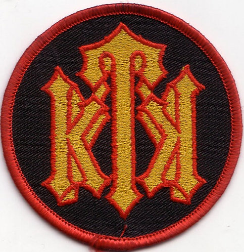 My Life with the Thrill Kill Kult - TKK Logo Embroidered Patch