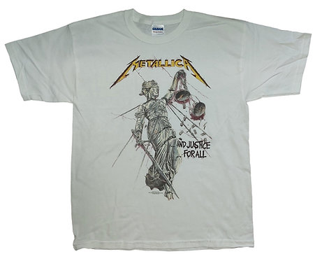 Metallica - And Justice for All Youth Shirt