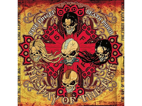 Five Finger Death Punch - The Way of the Fist CD