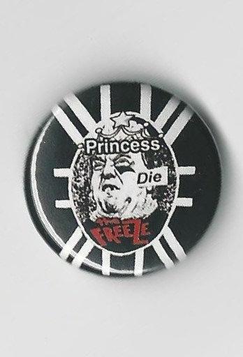 The Freeze - Princess Die Trump Pin