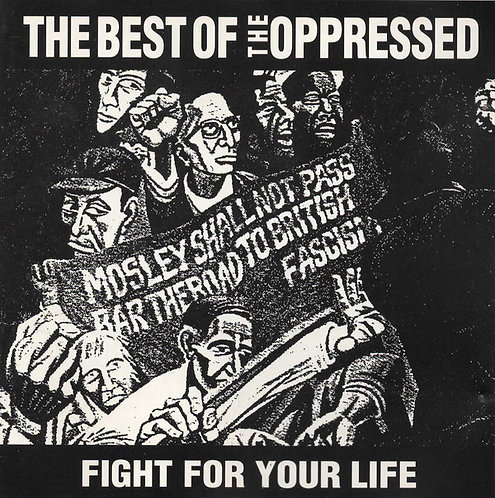The Oppressed - The Best of LP
