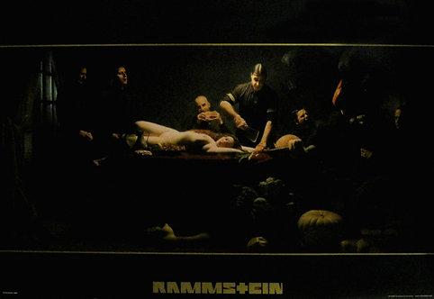 Rammstein - Godiva Poster