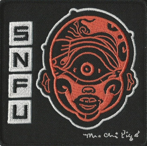 S.N.F.U - Stymie Cyclops Embroidered Patch