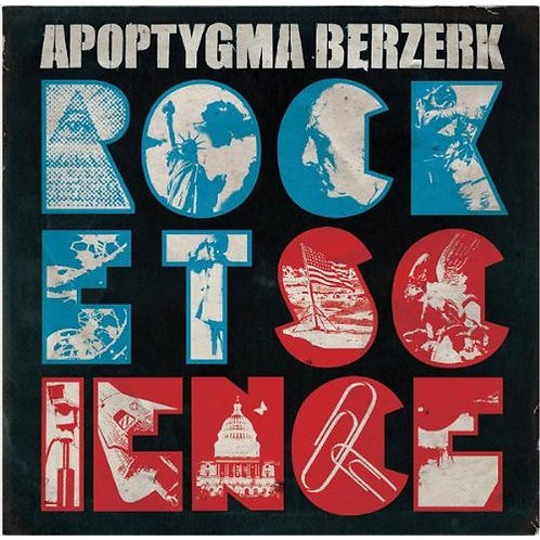 Apoptygma Berzerk - Rocket Science CD