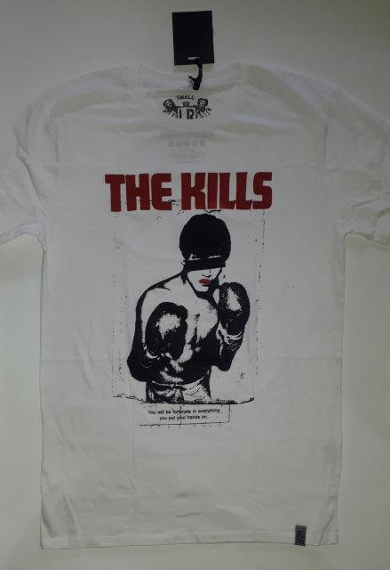 The Kills - Boxer T-Shirt