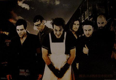 Rammstein - Butcher Tour Poster