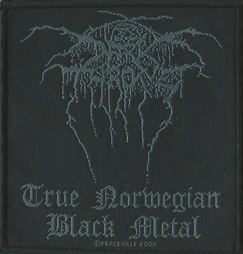 Darkthrone- True Norwegian Black Metal