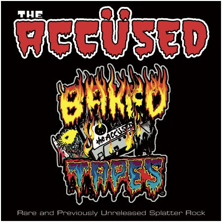 The Accused - Baked Tapes LP