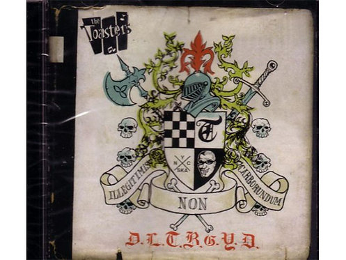 The Toasters - D.L.T.B.G.Y.D CD