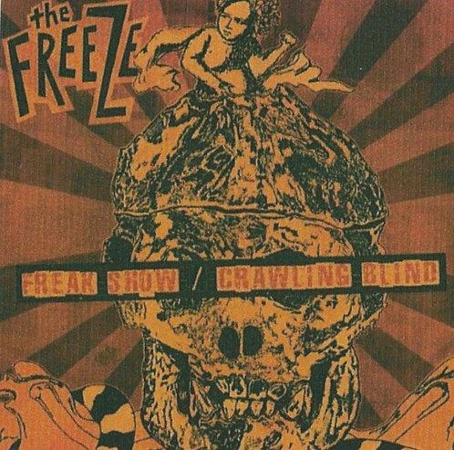 The Freeze - Freakshow Sticker
