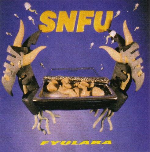 S.N.F.U - FYULABA Sticker