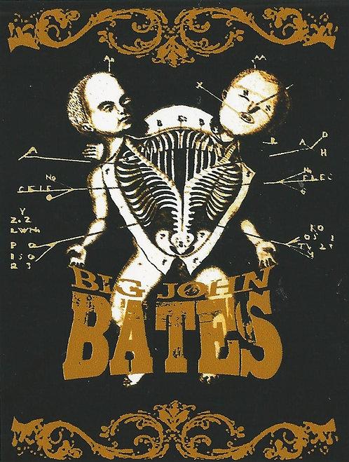 Big John Bates - Babies Sticker
