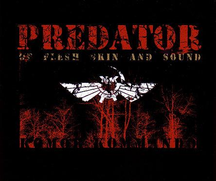 Komor Kommando - Predator Sticker
