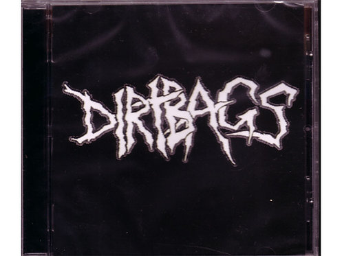 The Dirtbags - Selftitled CD