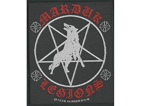 Marduk - Legions Woven Patch