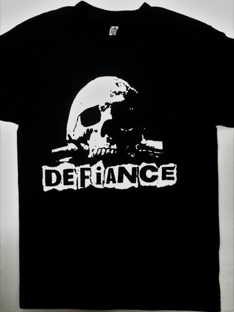 Defiance - Skull T-Shirt