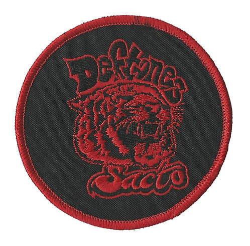 Deftones - Sacto Embroidered Patch