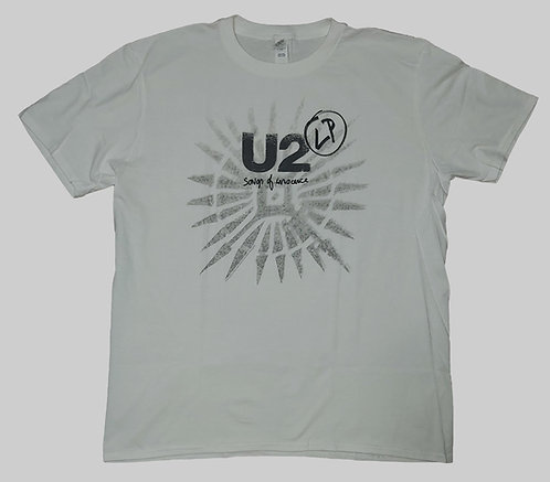 U2 - Songs of Innocence T-Shit