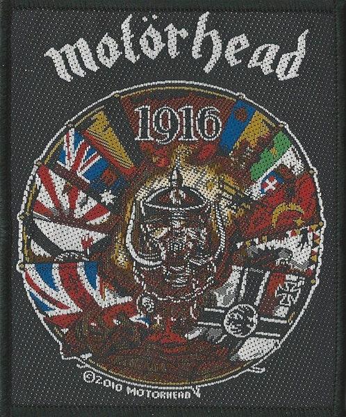Motorhead - 1916 Woven Patch