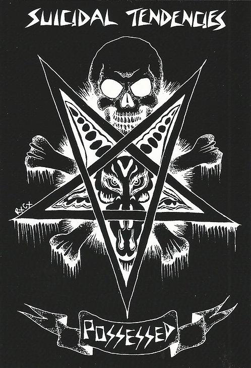 Suicidal Tendencies - Possessed Sticker