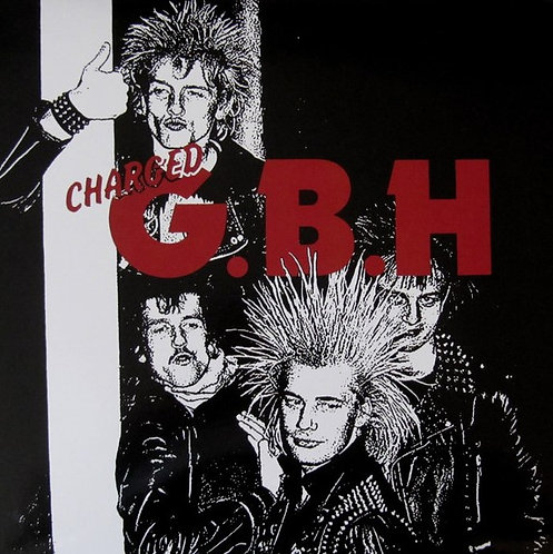 Charged GBH - Demo 1980 LP