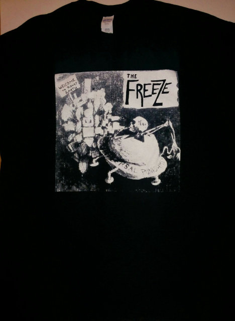 The Freeze - Universal Punishment T-Shirt