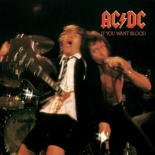 AC/DC - If You Want Blood LP