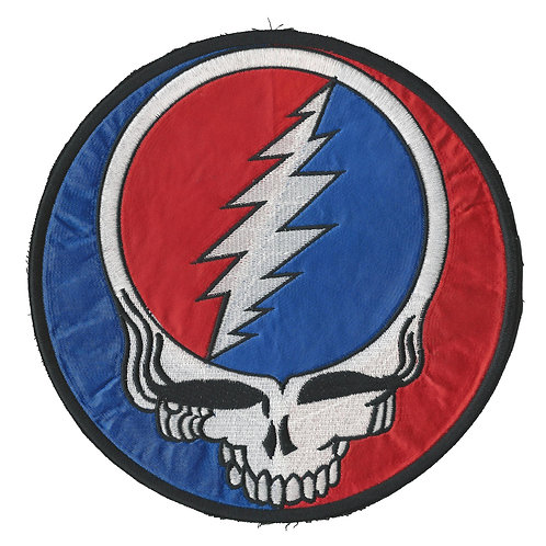 The Grateful Dead - Jumbo Backpatch