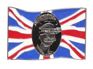 Sex Pistols - Belt Buckle